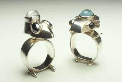 Moontroll  and Aquatroll (rings) 1995