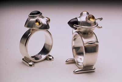 Spoony & Pequin (rings)