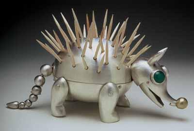 Porcu (toothpick stand)