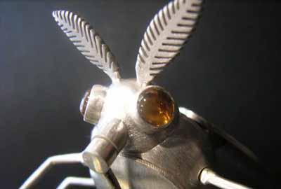 Big Moth detail