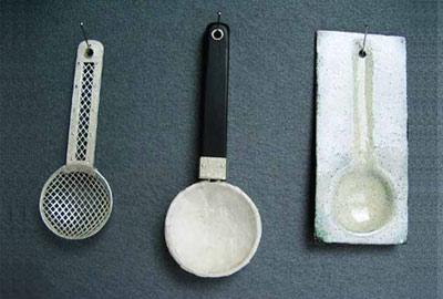 Three Useless Spoons