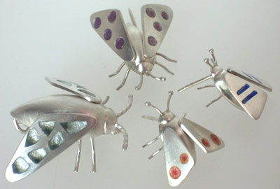 Small and medium Moth