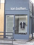 Ian's previous shop