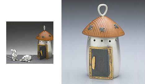 Mousehouse (box/pendant)
