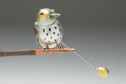 Kingfisher (pin)
