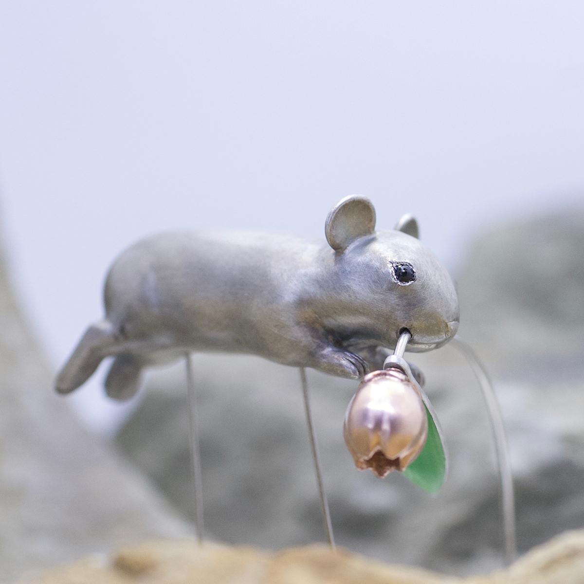 Running Pika (object)