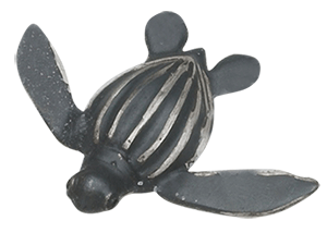 Leatherback Turtle Hatchlings (pins, brooch, pendants)