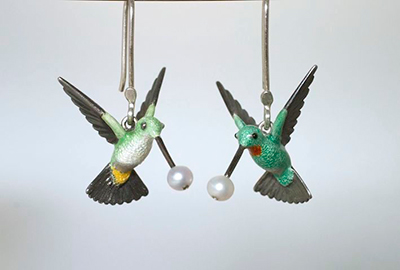 Ear Hummies (earrings)