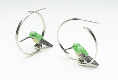 Hummie Hoops (earrings)
