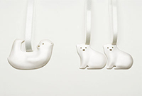 Polar Bear Tree Decorations
